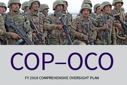 Overseas Contingency Operations FY2018 Comprehensive Oversight Plan